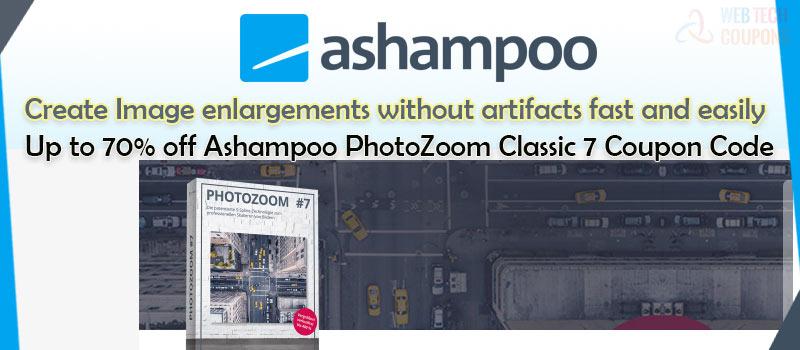 ashampoo photozoom coupon