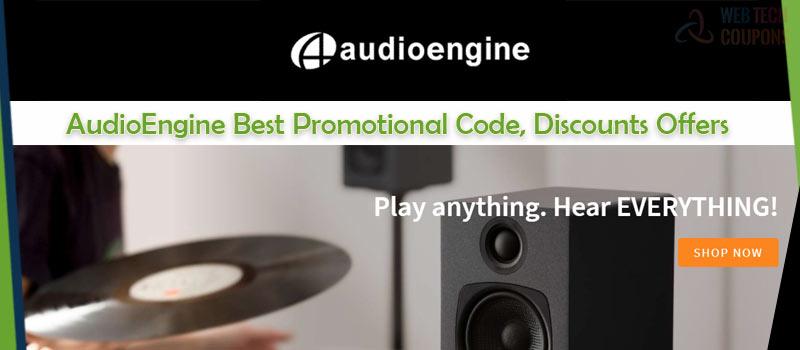 audioengine discount offers deals
