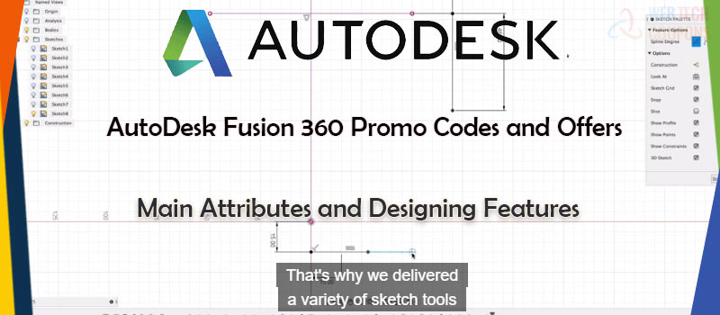 autodesk attributes and features