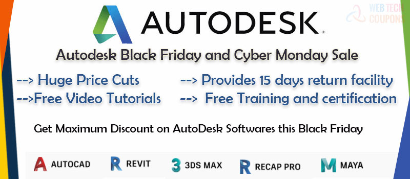autodesk black friday deals and offers