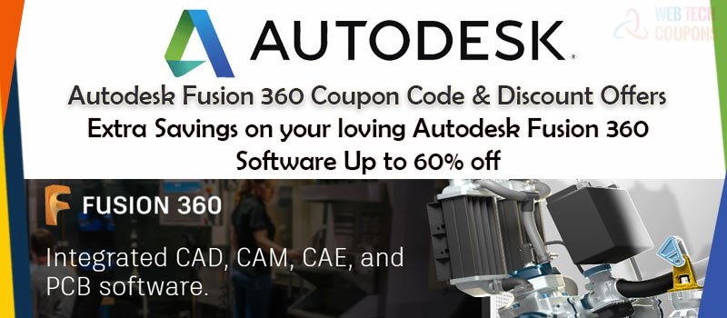 autodesk fusion 360 offer and deals