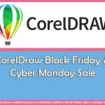 coreldraw black friday and cyber monday coupons