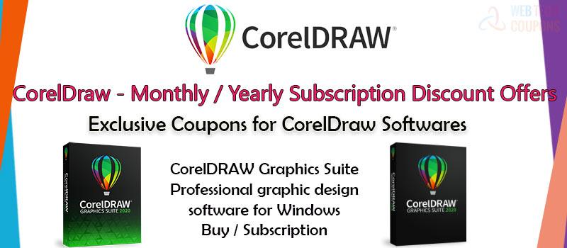 coreldraw graphic suite subscription