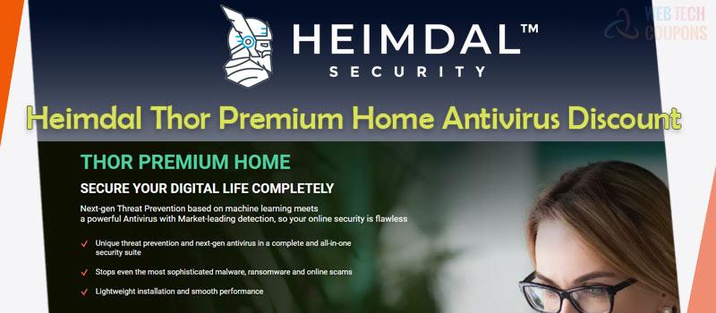 heimdal thor premium discount code