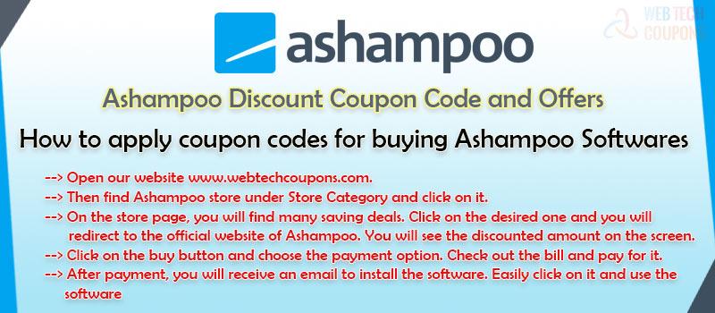 how to apply ashampoo deals