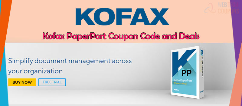 kofax parperport products discount