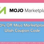 mojo marketplace utah coupon code