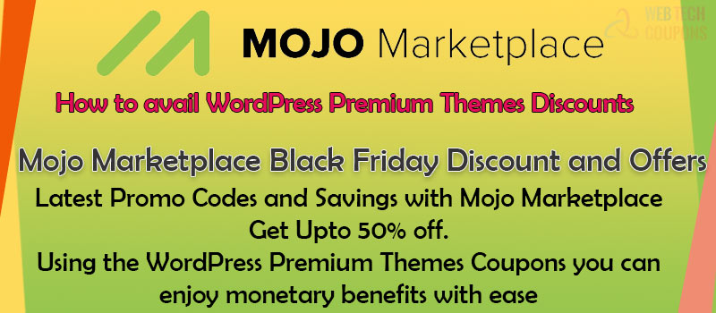 mojo marketplace wordpress premium themes coupons