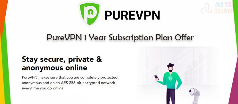 purevpn 1 year plan subscription