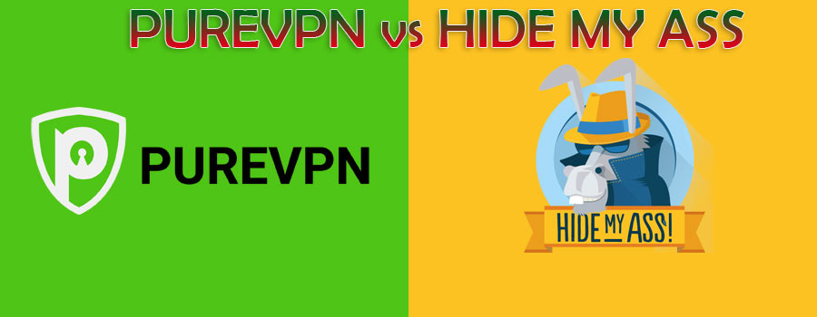 purevpn vs Hidemyass