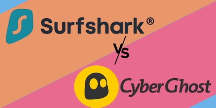 A brief comaprison of Surfshark and CyberGhost