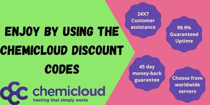 ChemiCloud Promo Code