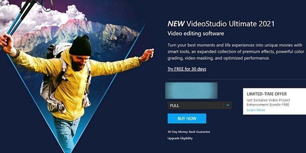 CorelVideo Studio Ultimate 2021