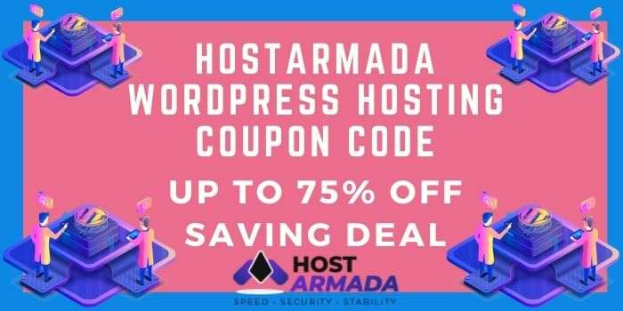 HostArmada WordPress Coupon