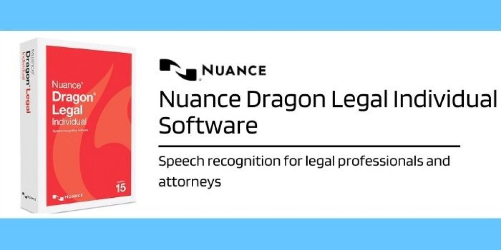 Nuance Dragon Legal Individual Software