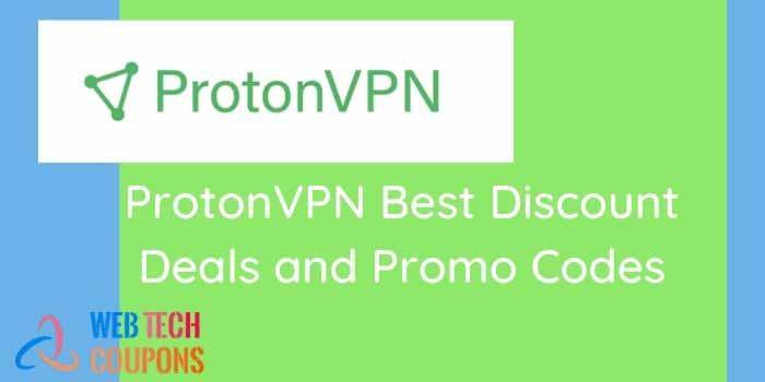 Proton VPN best discount deals and promocodes