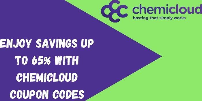 ChemiCloud Coupon Codes
