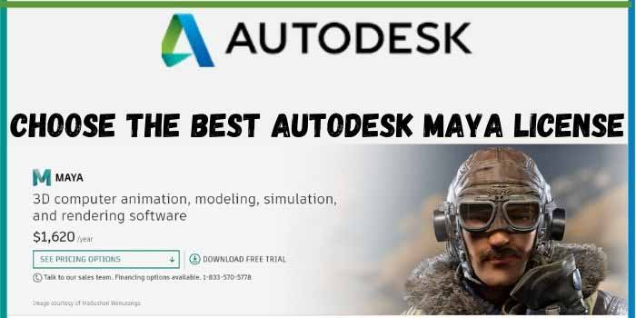 best Autodesk Maya Plan for yourself