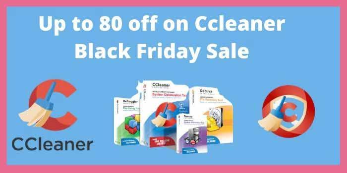 ccleaner black friday sale