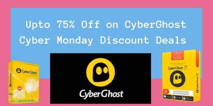 cyberghost cyber monday and balck friday