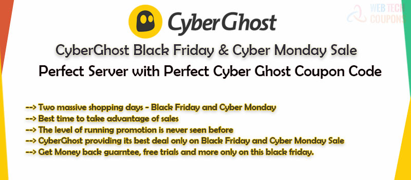 cyberhost black friday and cyber monday deals