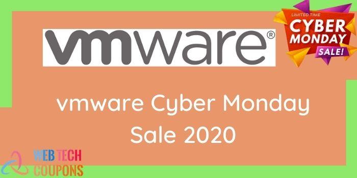 vmware cyber monday offer