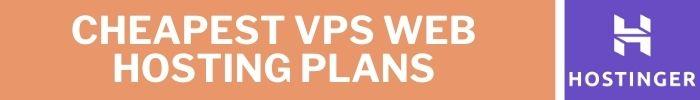 Cheapest Vps Web Hosting Plans