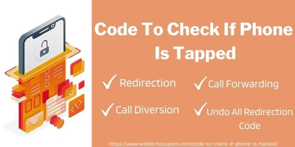 Code To Check If Phone Is Tapped