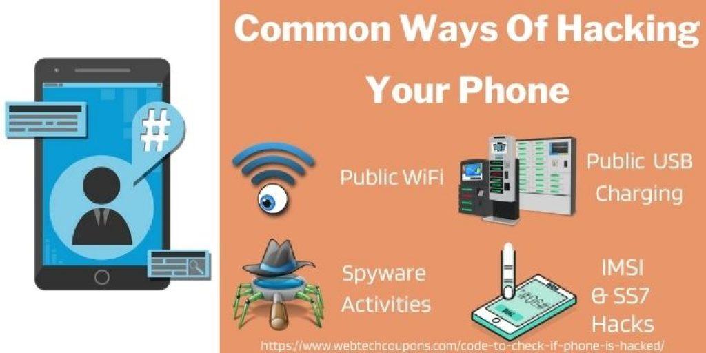 Common Ways Of Hacking Your Phone