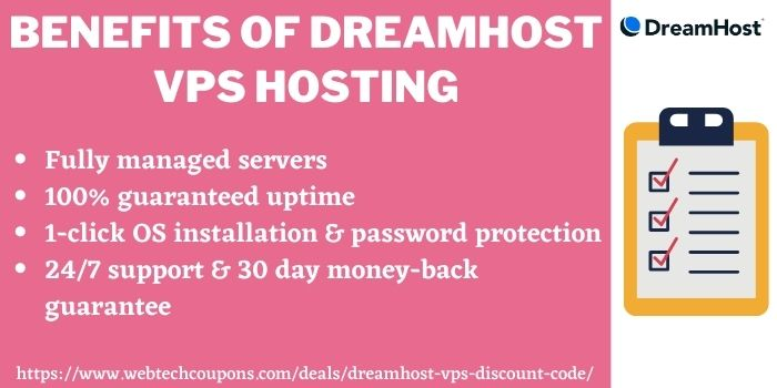 DreamHost VPS Hosting Discount Deal
