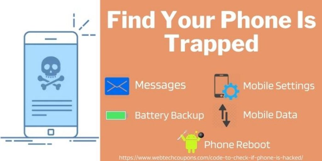 Find Your Phone Is Trapped