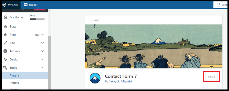 How to customize contact form 7