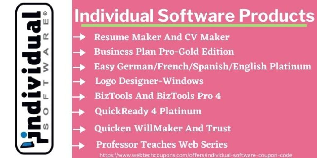 Individual Software Products