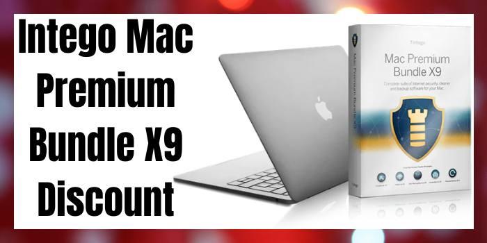 Intego Mac Premium Bundle X9 Discount Code