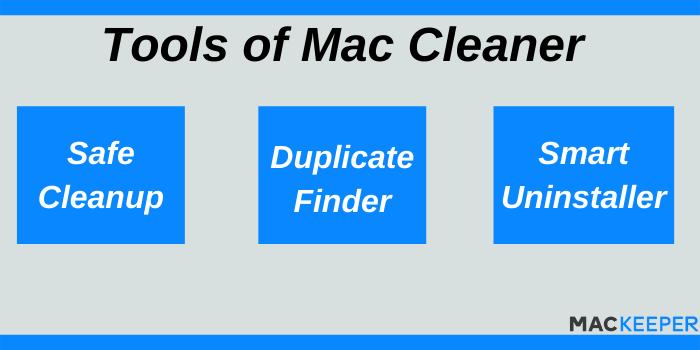 MacKeeper Coupon Code - Tools of Mac Cleaner