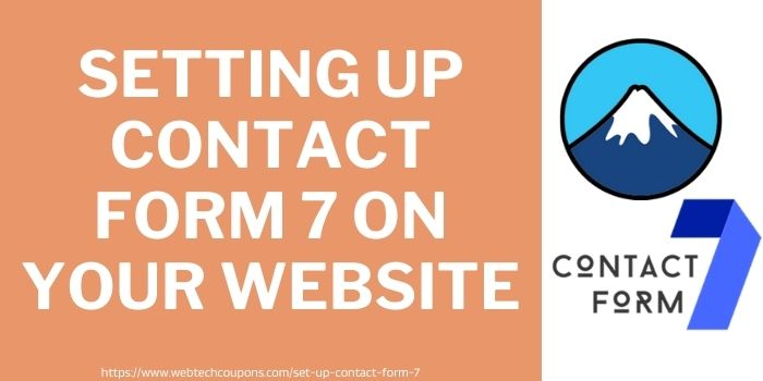 Setting Up Contact Form 7 On Your Website