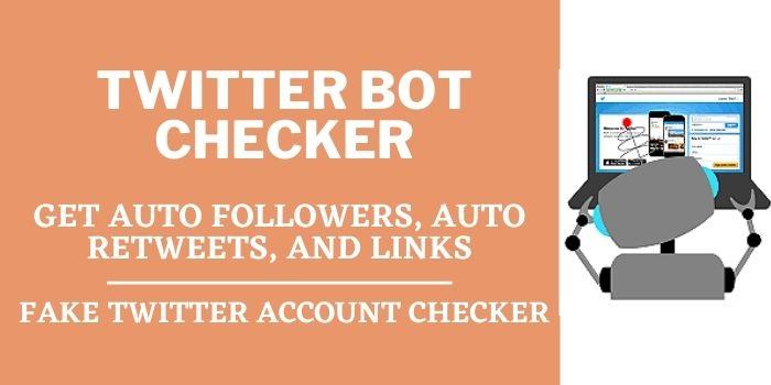 Twitter BOT Checker
