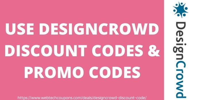 Use DesignCrowd Discount Codes