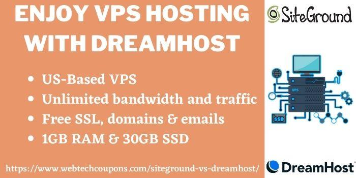 siteground vs dreamhost wordpress