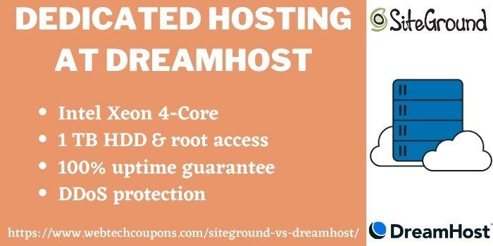 wordpress dreamhost vs siteground