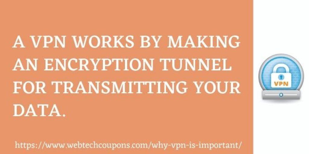 How VPN works www.webtechcoupons.com