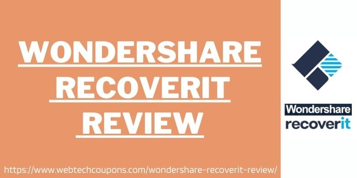 Wondershare Recoverit Review www.webtechcoupons.com