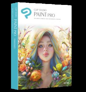 Clip studio Paint Pro Version