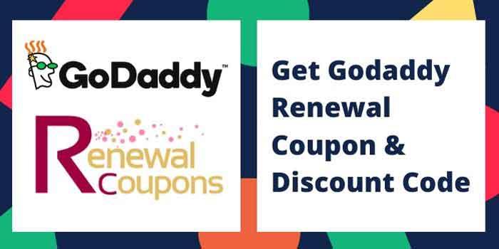 Godaddy Renewal Coupons at Webtechcoupons.com