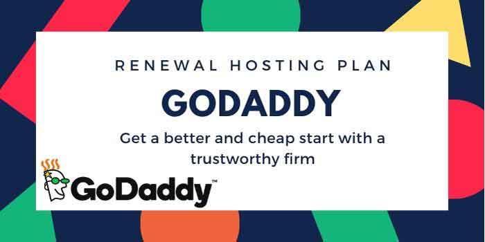 Godaddy Renewal Discount Coupons at Webtechcoupons.com