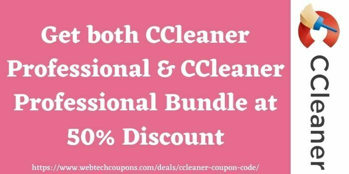 CCleaner Professional Coupon Code