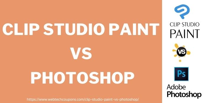 Clip studio paint vs photoshop comparison