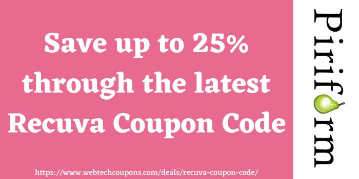 Recuva professional coupon code