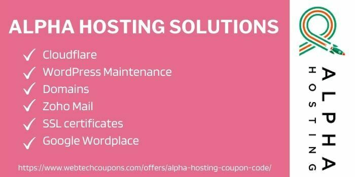 alpha hosting solutions
