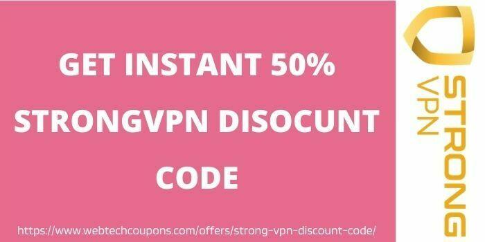 strongvpn discount voucher code